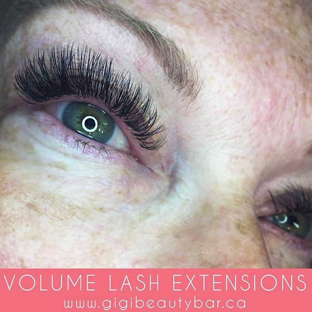 Eyelash extensions are an exciting way to extend the length and thickness of your current natural eyelashes. Volume lashes are much fluffier by applying 3-8 very thin and lightweight lashes on your natural lash. ☀️ You can BOOK your appointments ONLINE! ✨ Check it out at, http://gigis-beauty-bar.genbook.com Questions? Feel free to contact via call/text 📞705-341-9089  Visit www.gigibeautybar.ca for details and view our list of beauty services✨ 📍Located @ 232 Main St Bobcaygeon, ON  #eyelashes #extensions #eyelashextension #bobcaygeon #kawarthalakes #canadalashes #ontario #lashes #salon #beauty #beautybar #lashme #certified #lashlift #eyelashperm #lashperm #beautybar #kawarthapeeps #eyelashartist #lashartist #lashtech #website #graphicdesign #logo #wax #tint  #waxing #lashextensions #volumelashes #lashesdone #lashesdoneright