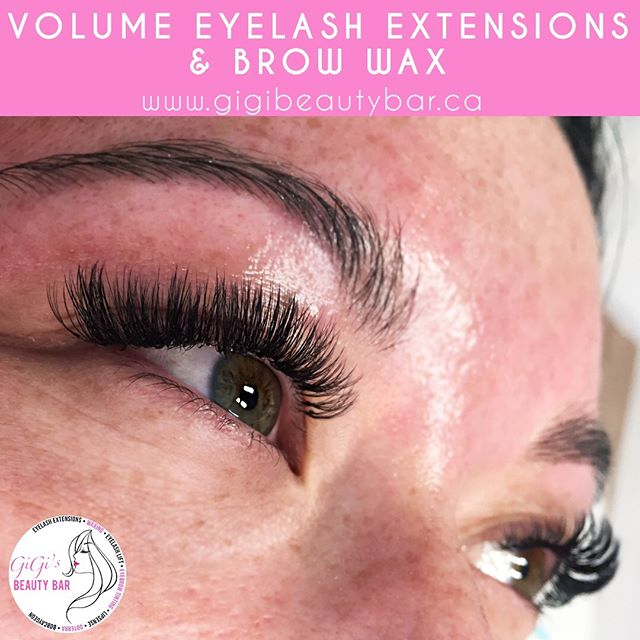 Eyelash extensions are an exciting way to extend the length and thickness of your current natural eyelashes. Volume lashes are more versatile in a sense of achieving either a natural or glam look. Book your lashes & brow wax together! You can BOOK your appointments ONLINE! ✨ Check it out at, http://gigis-beauty-bar.genbook.com Questions? Feel free to contact via call/text 📞705-341-9089  Visit www.gigibeautybar.ca for details and view our list of beauty services✨ 📍Located @ 232 Main St Bobcaygeon, ON  #eyelashes #extensions #eyelashextension #bobcaygeon #kawarthalakes #canadalashes #ontario #lashes #salon #beauty #beautybar #lashme #certified #lashlift #eyelashperm #lashperm #beautybar #kawarthapeeps #eyelashartist #lashartist #lashtech #lashed #lashgoals #lashesextension #wax #tint #waxing #lashextensions #volumelashes #lashesdone #lashesdoneright