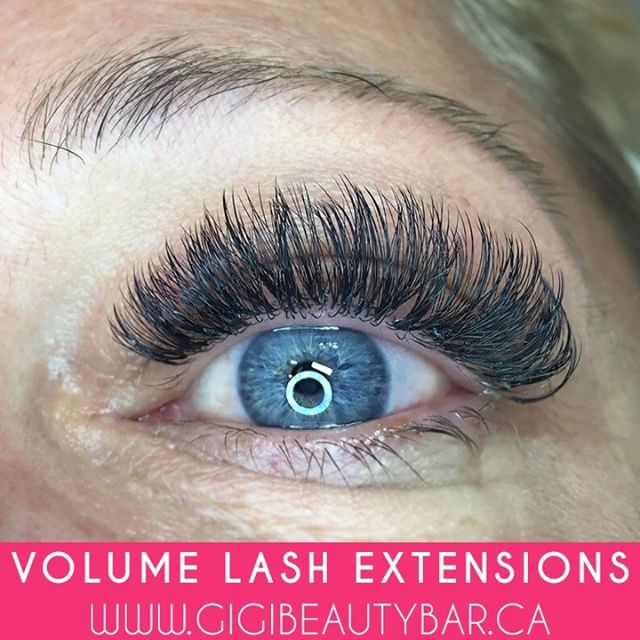 Volume lashes are more versatile than classic lashes in a sense of achieving either a natural or glam look. They have a more fluffy and full appearance!  ______________ You can now BOOK your appointments ONLINE! Check it out along with our other services we offer such as a waxing! http://gigis-beauty-bar.genbook.com  Questions? You may call/txt 📞705-341-9089  Visit www.gigibeautybar.ca for our list of beauty services✨ 📍Located @ 232 Main St Bobcaygeon, ON _______________ #eyelashes #extensions #eyelashextension #bobcaygeon #kawarthalakes #peterboroughlashes #ontariolashes #lashes #salon #beauty #beautybar #lashme #oshawalashes #lashlift #eyelashperm #lashperm #beautybar #kawarthapeeps #eyelashartist #lashartist #lashtech #oshawalashes #volumelashextensions #volumelash #lashliftandtint #browwax #browtint #browtinting #lashlifting #lashgoals