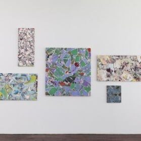 Pavel Büchler,  Modern Paintings,  1999 - 2000.
