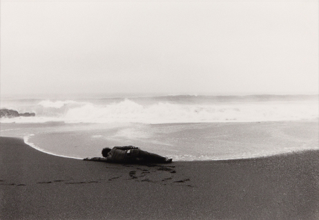 Koji Enokura,  Symptom-Sea-Body (P. W. No. 40) , 1972
