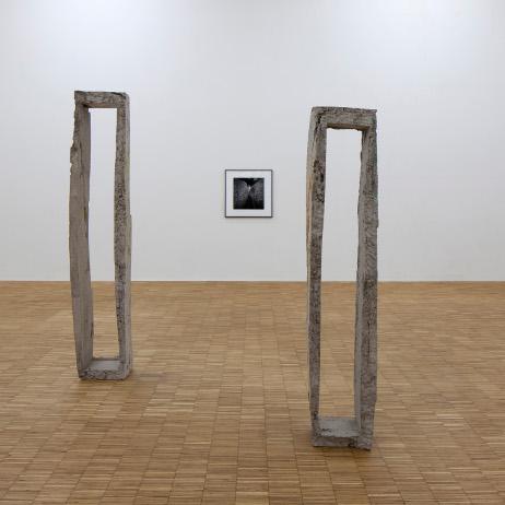 Esther Kläs,  Rama 1 und Rama ab,  2013.