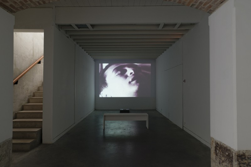 Andy Warhol,  Sleep , 1963