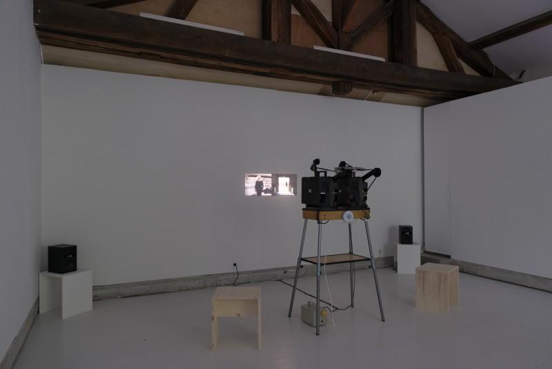 Rosalind Nashashibi,  The Prisoner,  2008