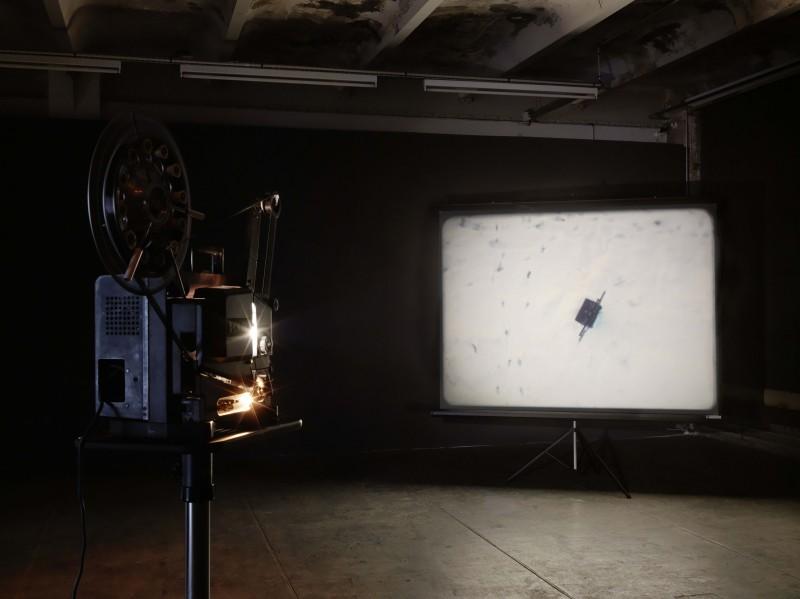 Alexander Gutke,  Auto-scope,  2012.