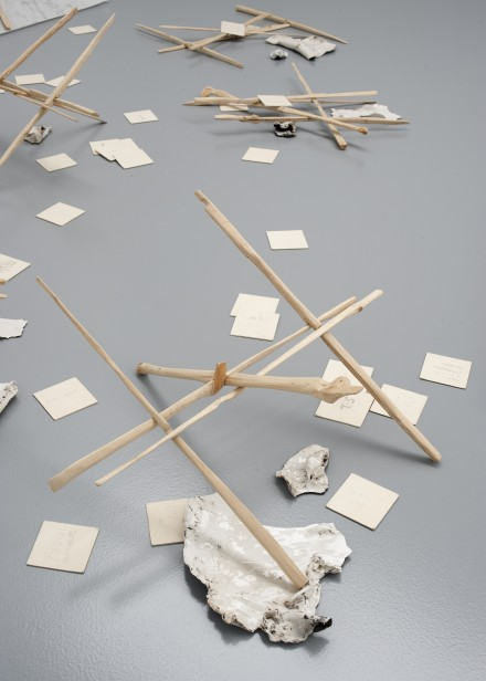 Reto Pulfer,  Hermetisch (Pencils vs Papers) , 2006.