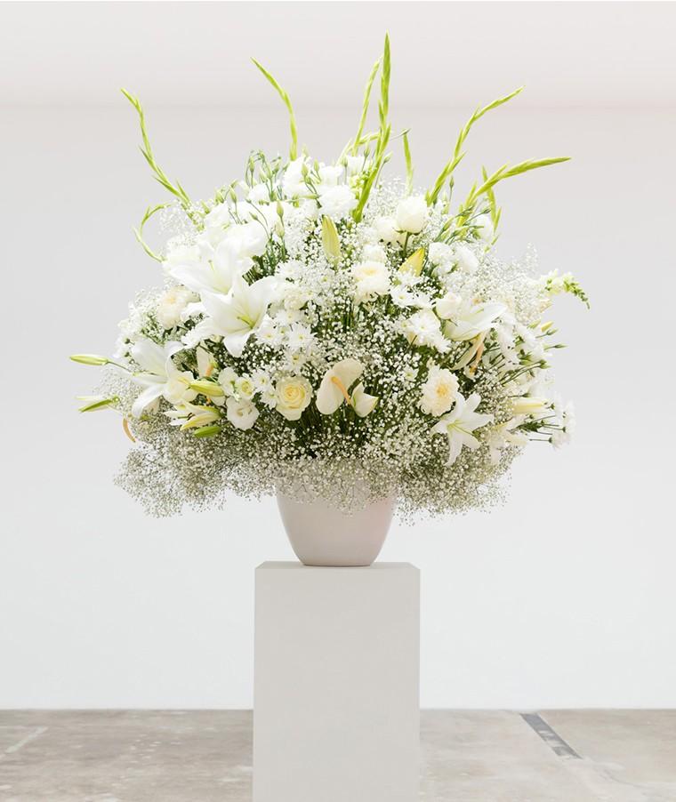 Willem de Rooij,  Bouquet IX,  2012.