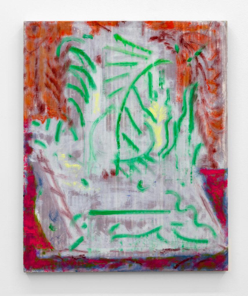 Michael Berryhill, Wedge,  2017