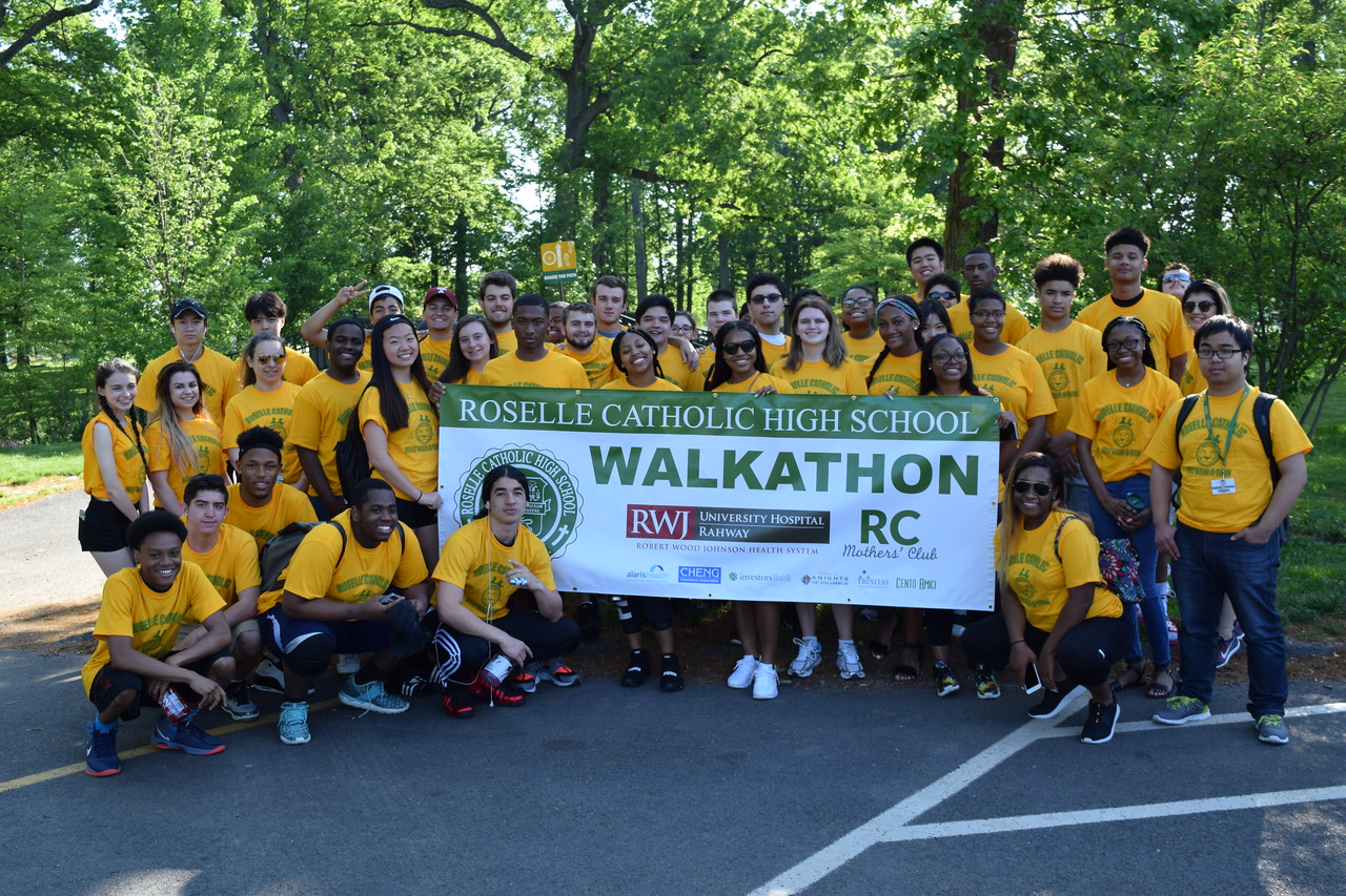 Walk-A-Thon 2019 - This year's walk will be held on May 1, 2019