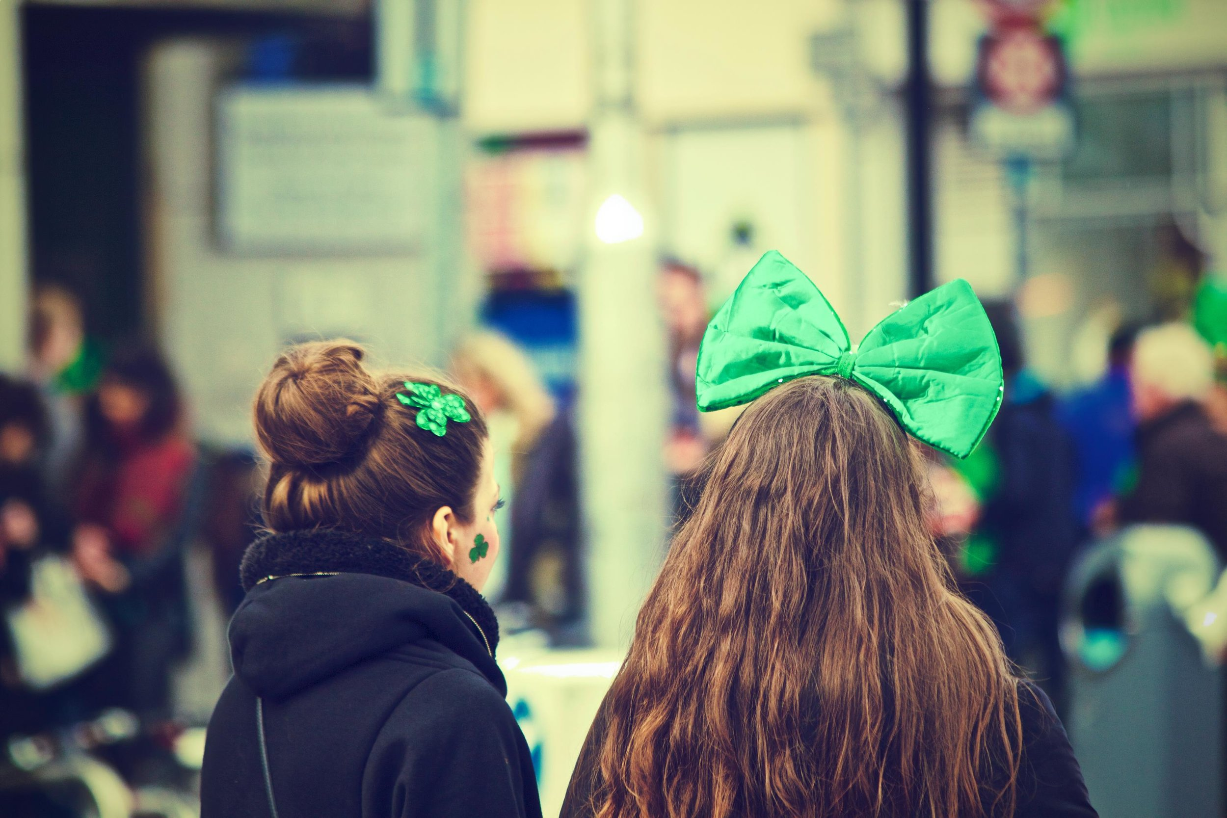 St. Patrick's Day Dance - March 2, 2019 at 7pm