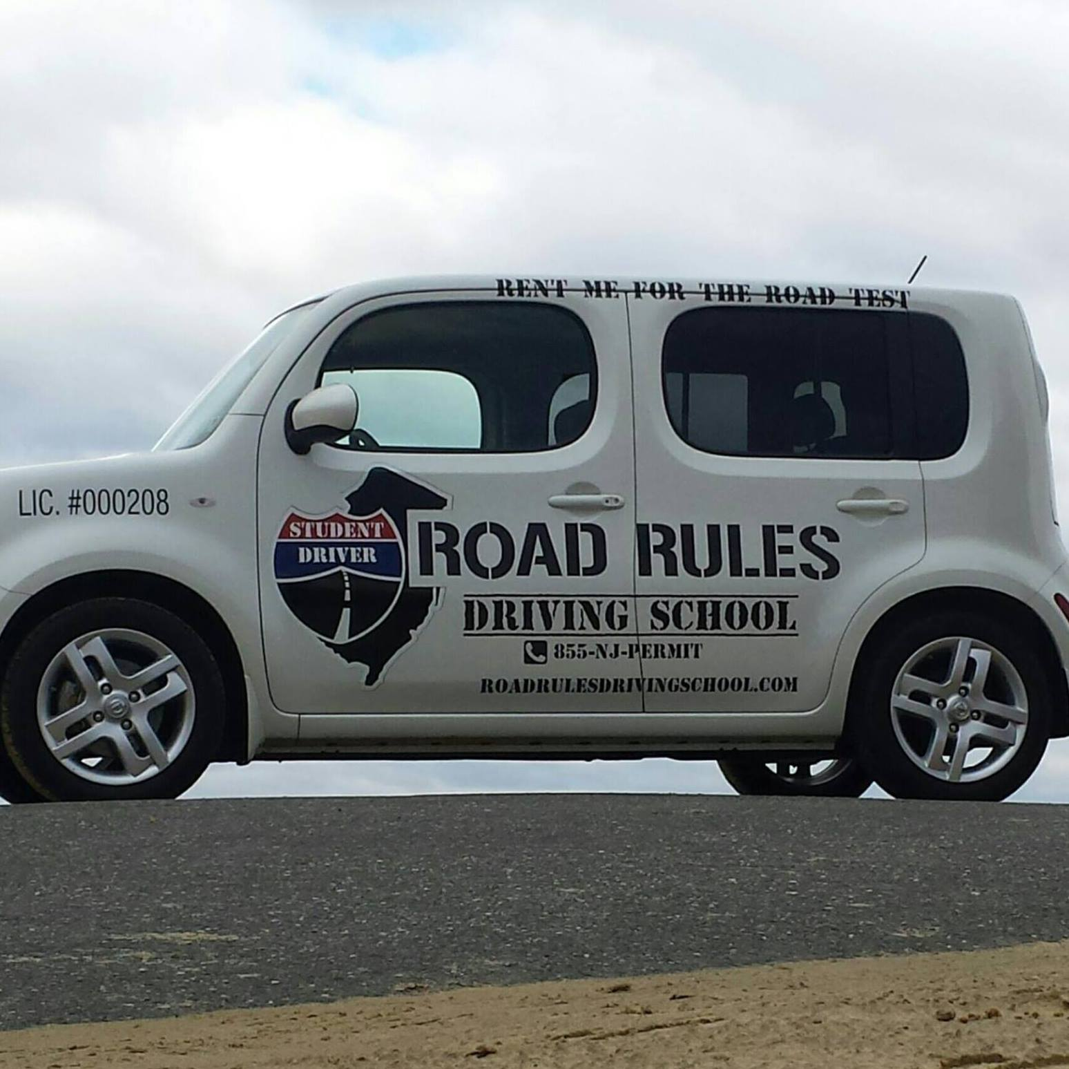 Sign up and get back! - Road Rules Driving School