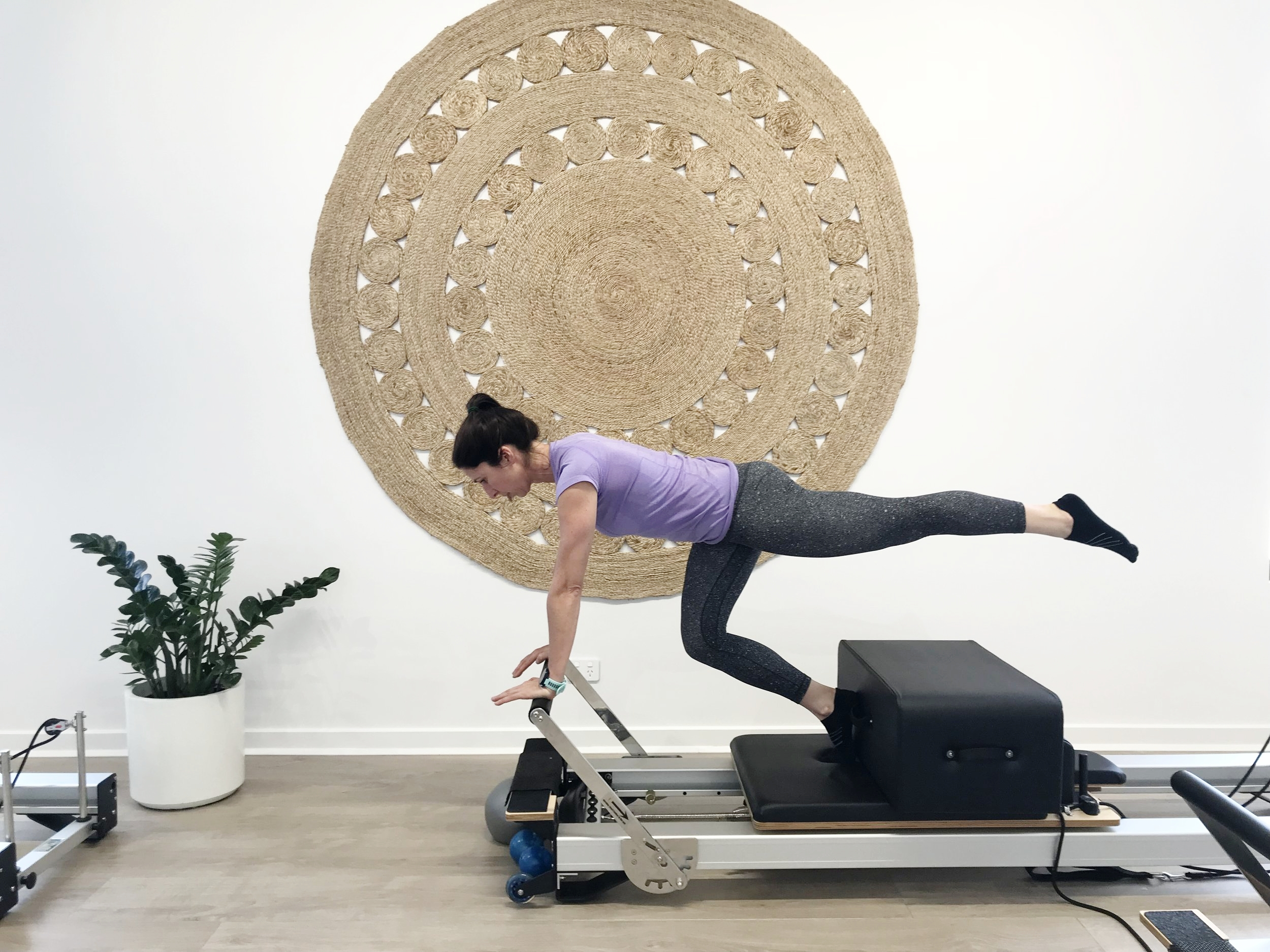 Pilates classes, Mansfield, Victoria at Barefoot Studio