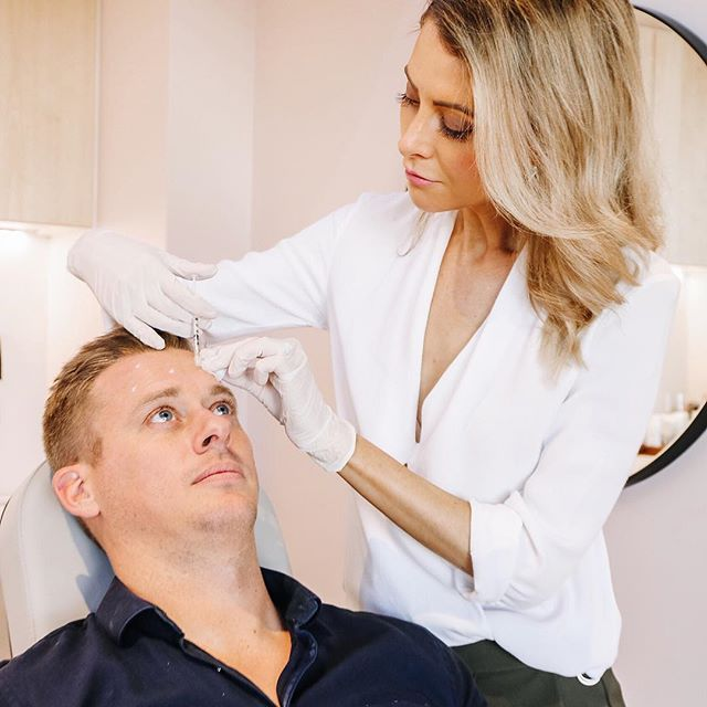 Hey gents! Want to look refreshed and well rested? Book a consultation with me today to discuss how injectables can help to soften lines, enhance your features and give you an overall fresh and natural look.
