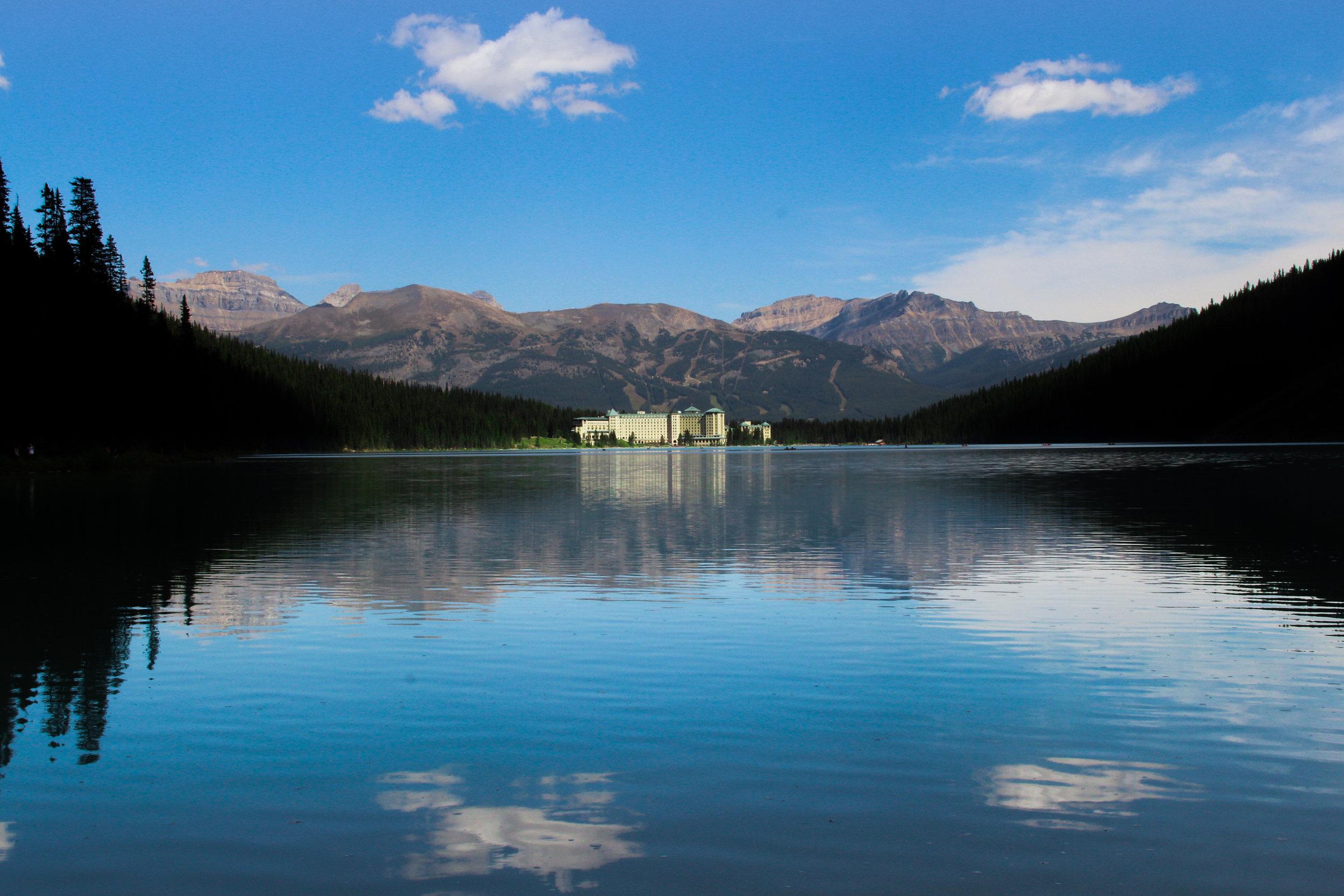 Lake Louise -Banff National Park, Alberta
