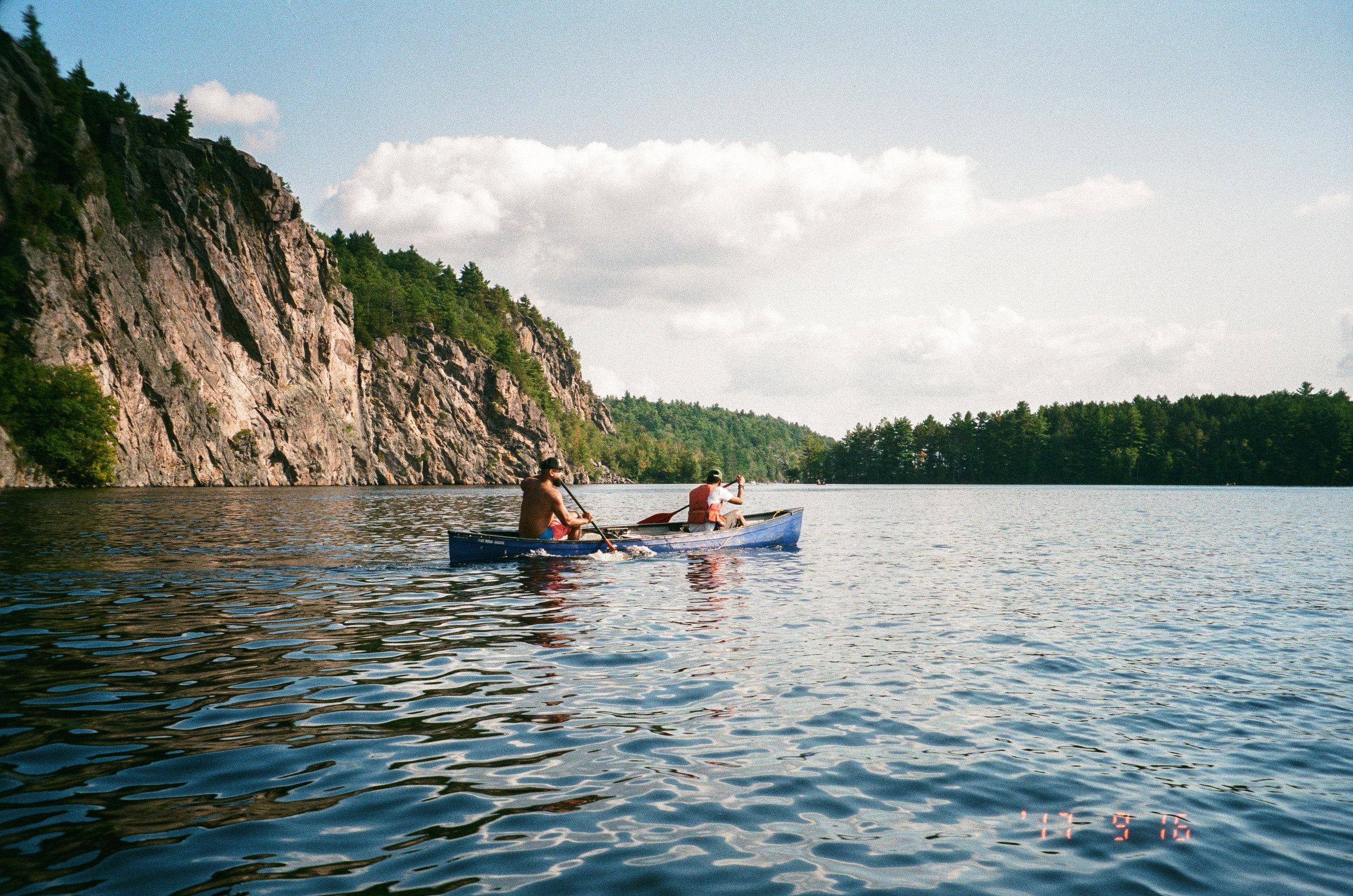 Bon Echo Provincial Park,Ontario- 35mm