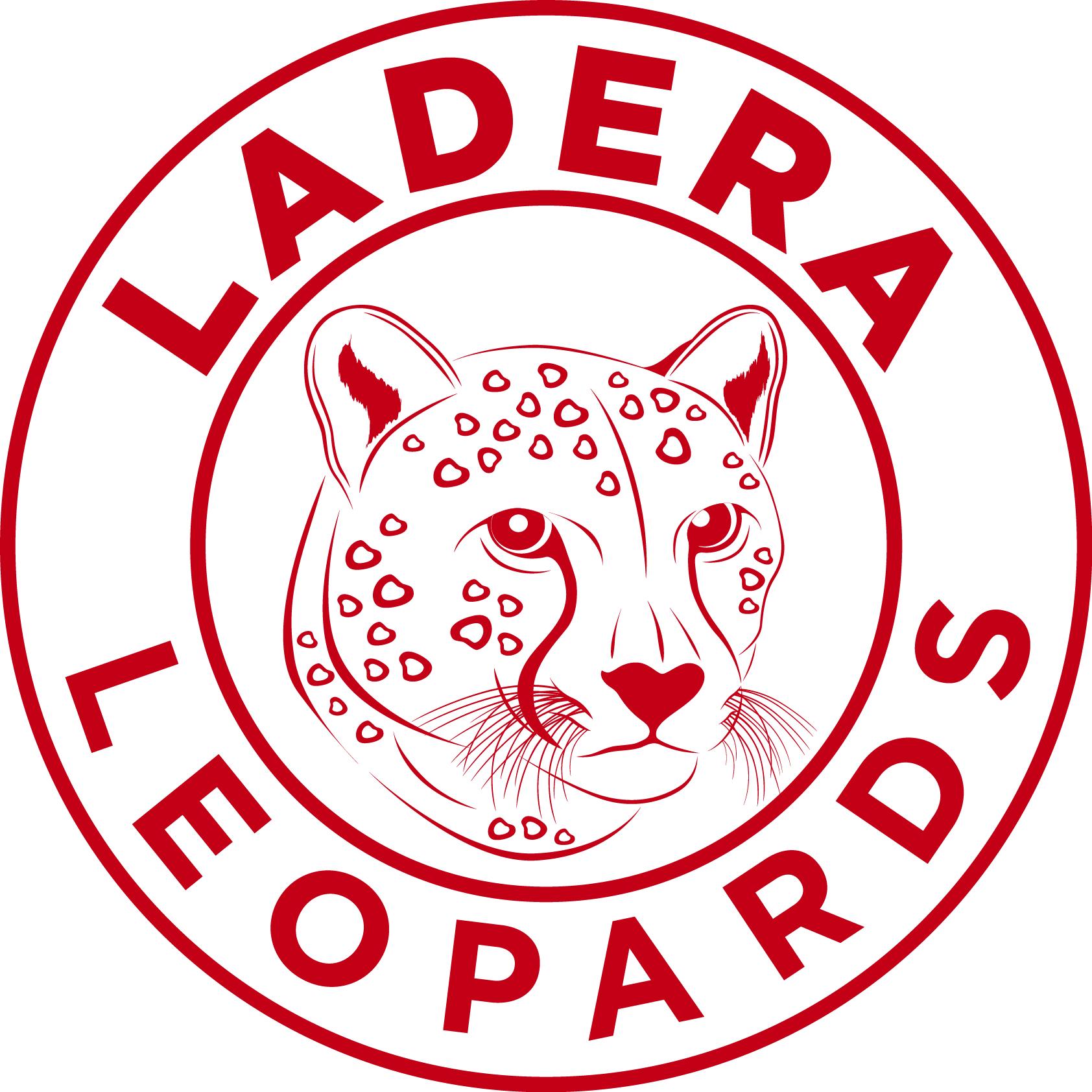 Red Ladera Leopard Logo