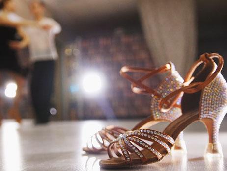 our dance progrms -