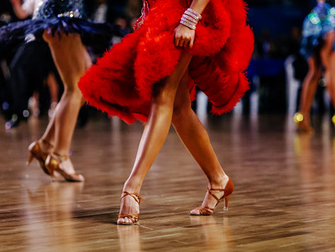 Dances we teach - At Arthur Murray Crows Nest, you'll be exposed to all of the popular dance styles - from the elegant Waltz to the sexy Samba, from the cheeky cha-cha to the romantic Bolero.