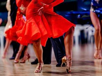 Dances we teach -