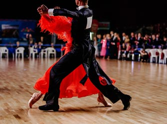 Competitive Dance Lessons -