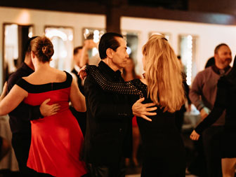 Social Dancing -