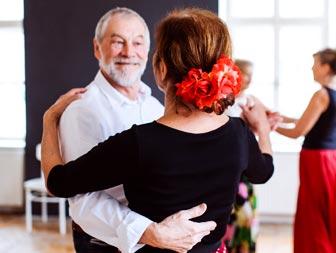 Couples Dance Lessons -