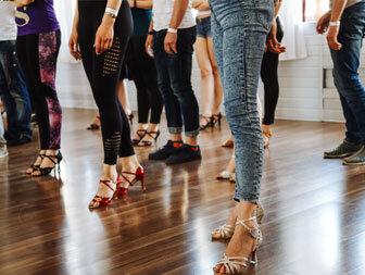 Beginner Dance Lessons -