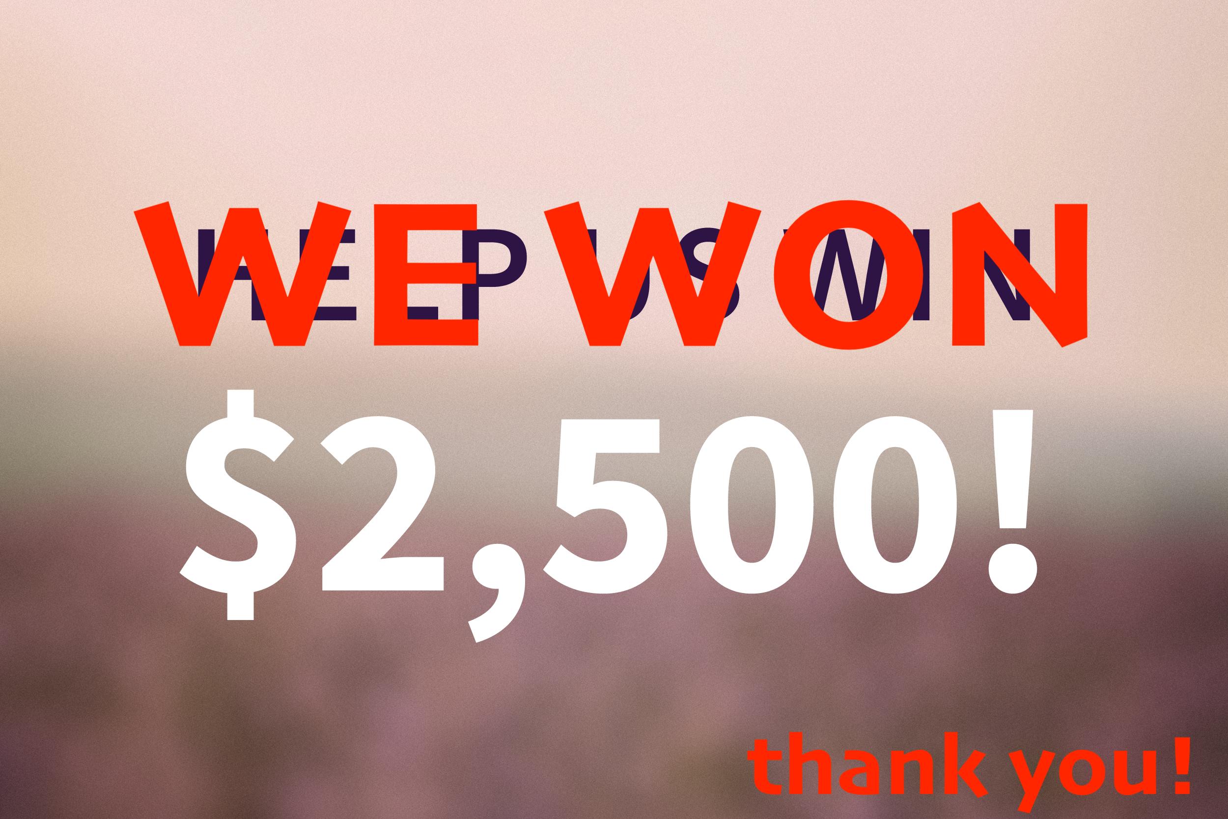 5. Week 1 2500 WIN.png