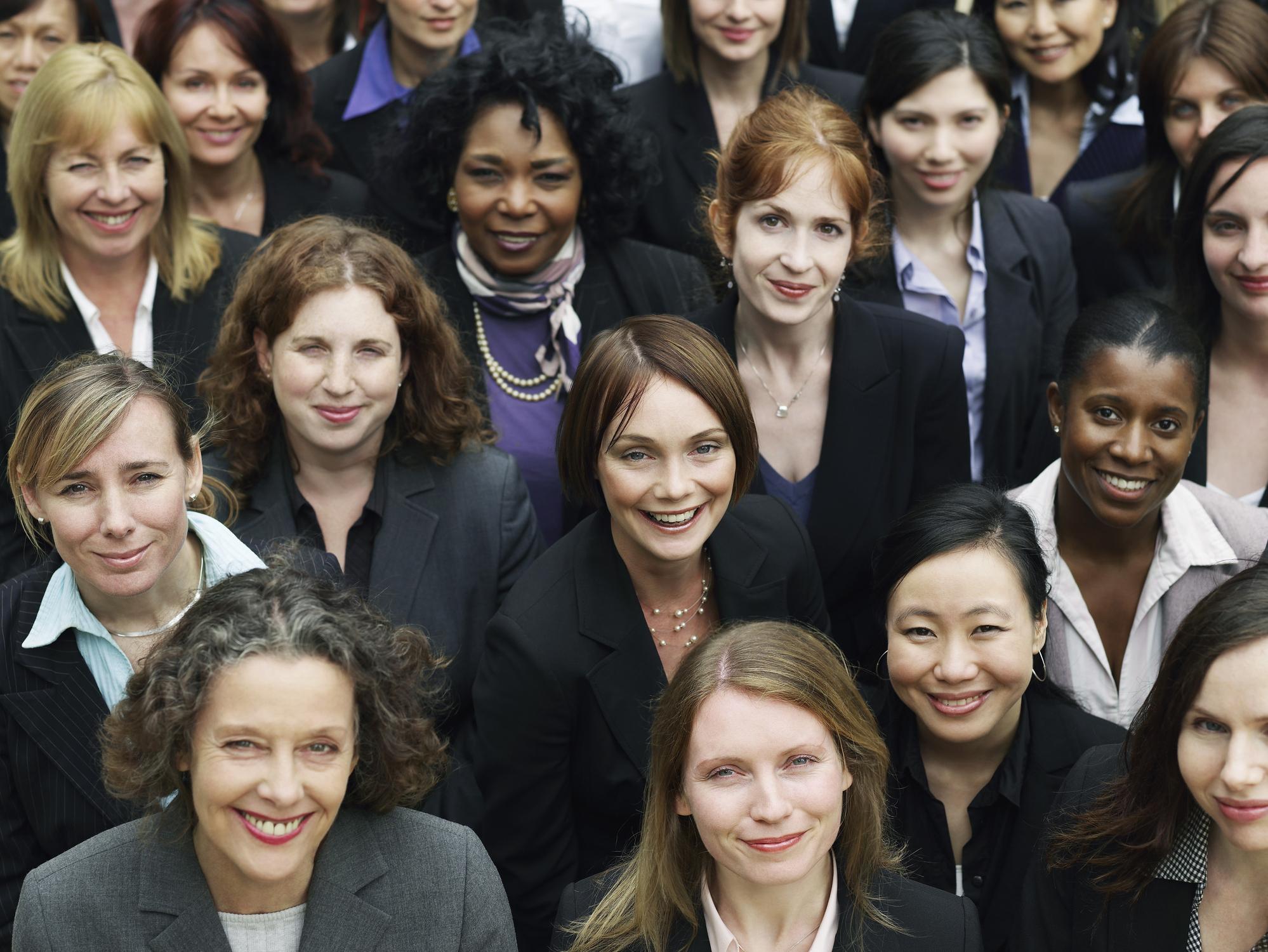 Diverse Women Photo