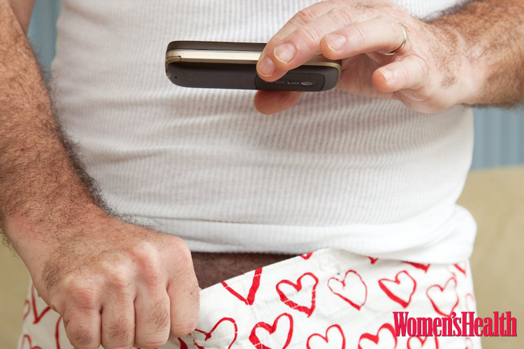 WOMEN'S HEALTH MAGAZINE - This Woman Made an Exhibit Out of Unsolicited Dick Pics