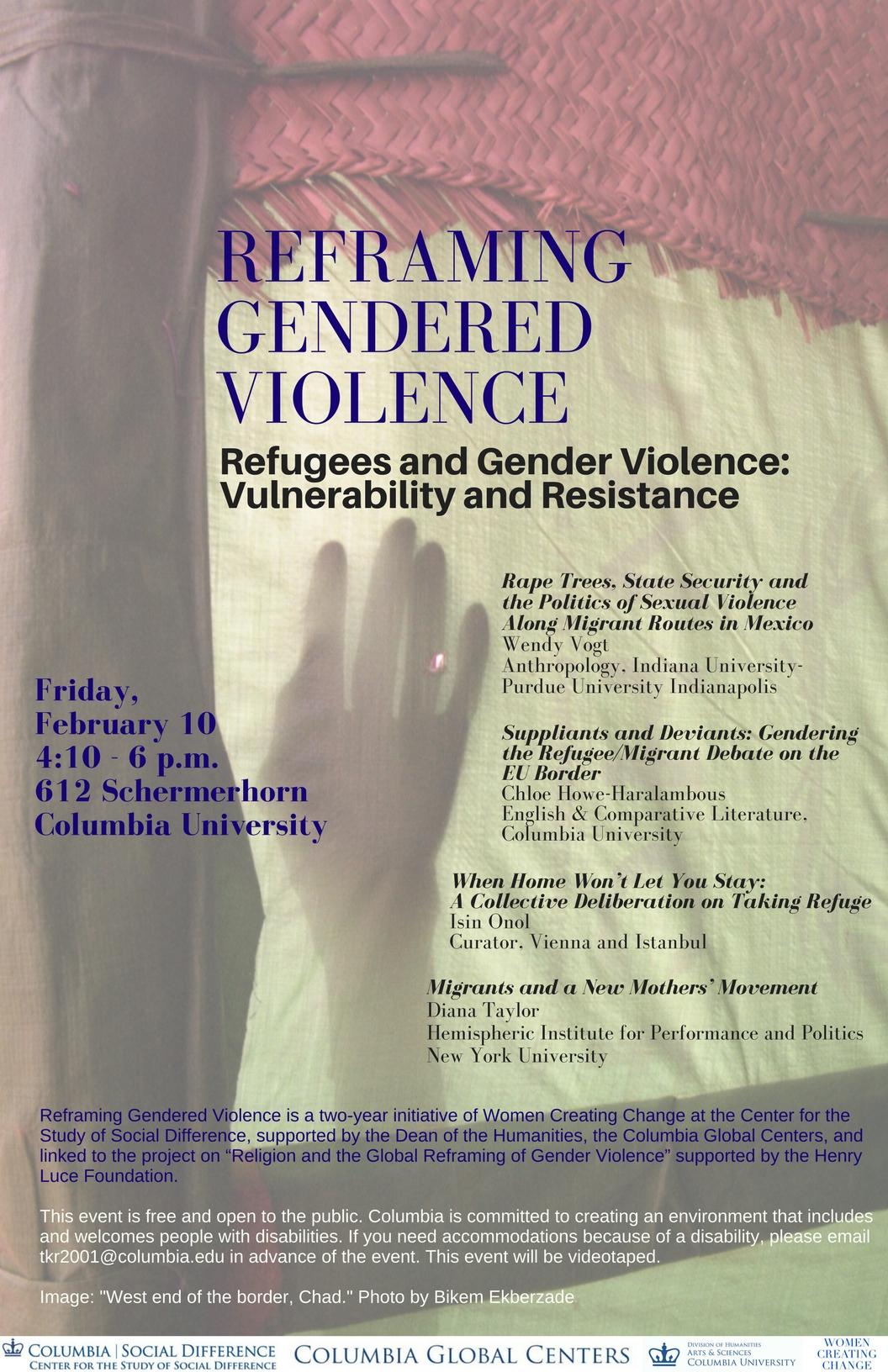 Refugees Gender Violence Vulnerability Corrected Poster.jpg