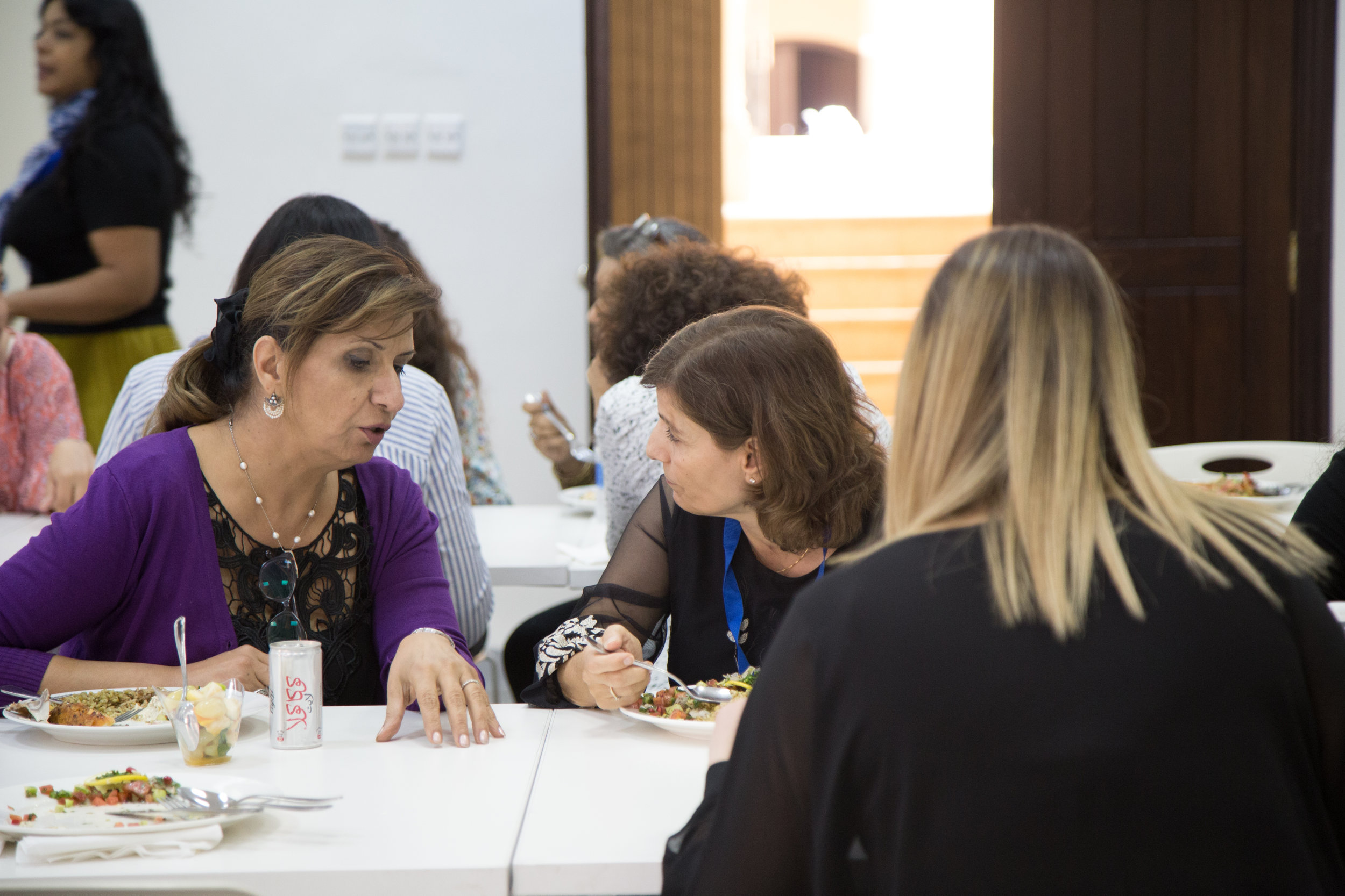 Nadera Shalhoub Kevorkian, Shahla Talebi