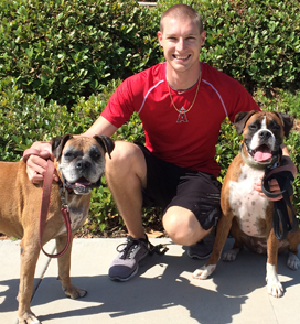 Shawn dog walker pet sitter