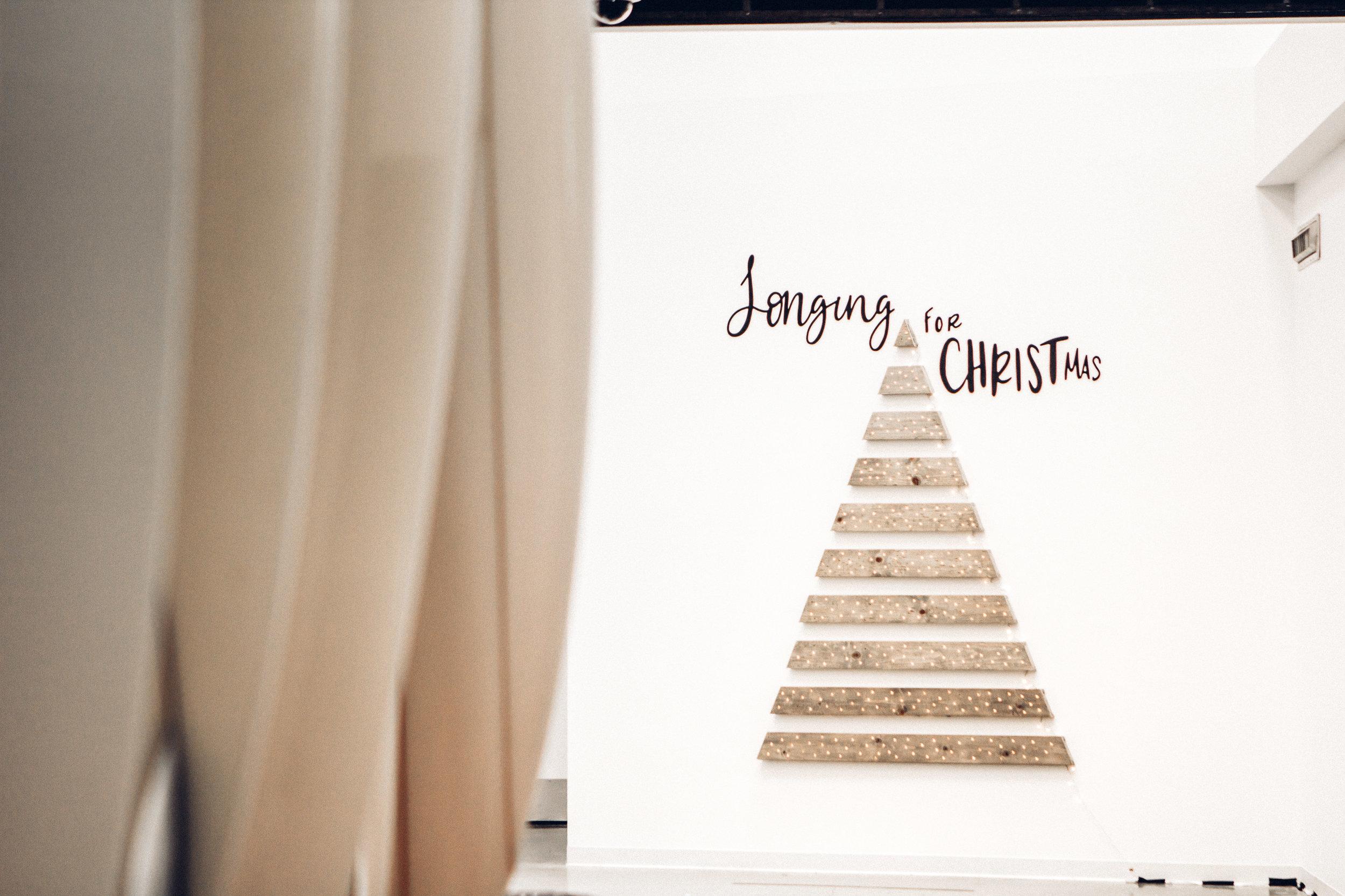Christmas | Relevant + Raw Installation | @RelevantRaw