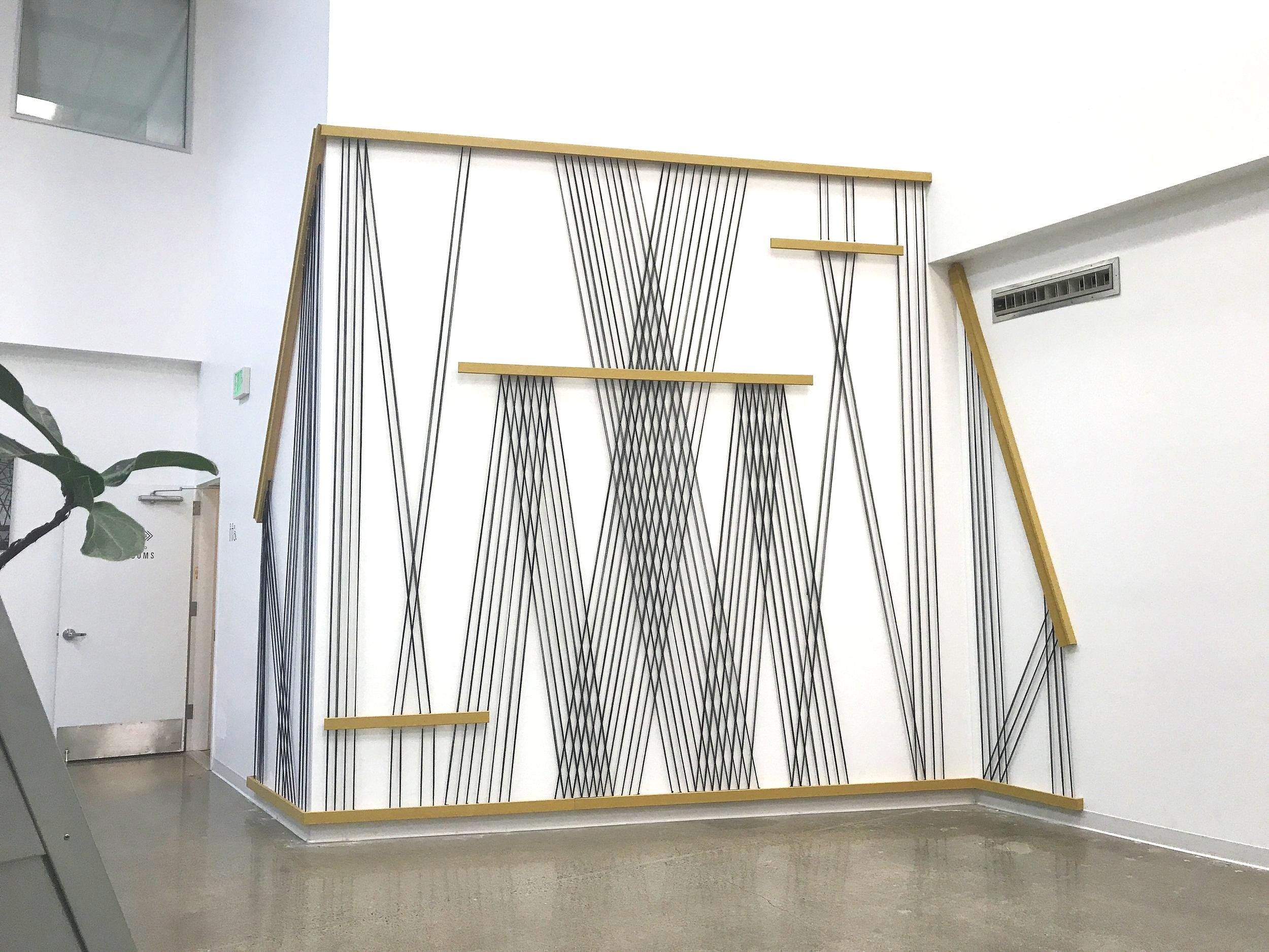 Christmas String Art | Relevant + Raw Installation | @RelevantRaw