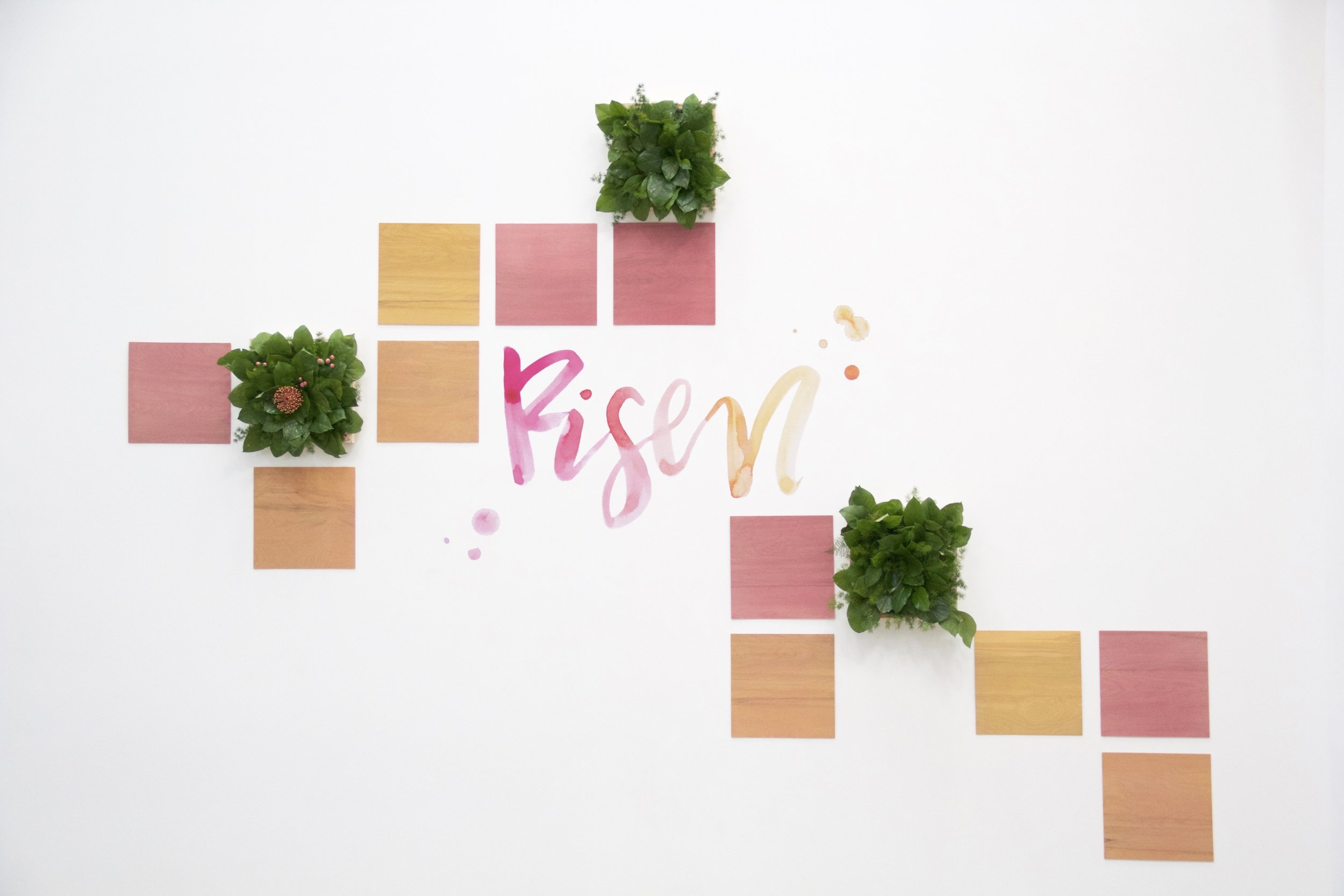 Easter Risen Installation | Relevant + Raw Installation | @RelevantRaw