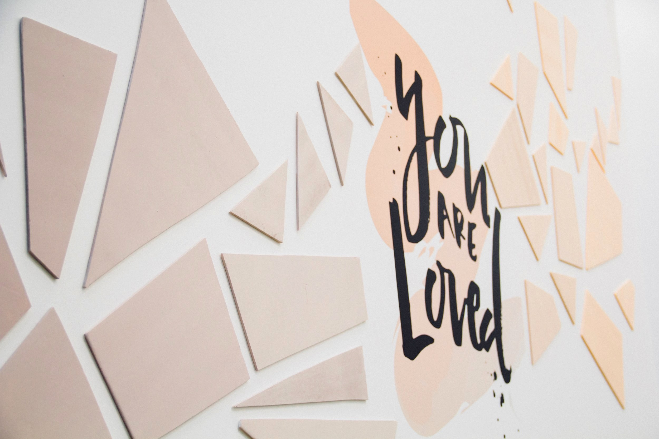 You Are Loved | Relevant + Raw Installation | @RelevantRaw