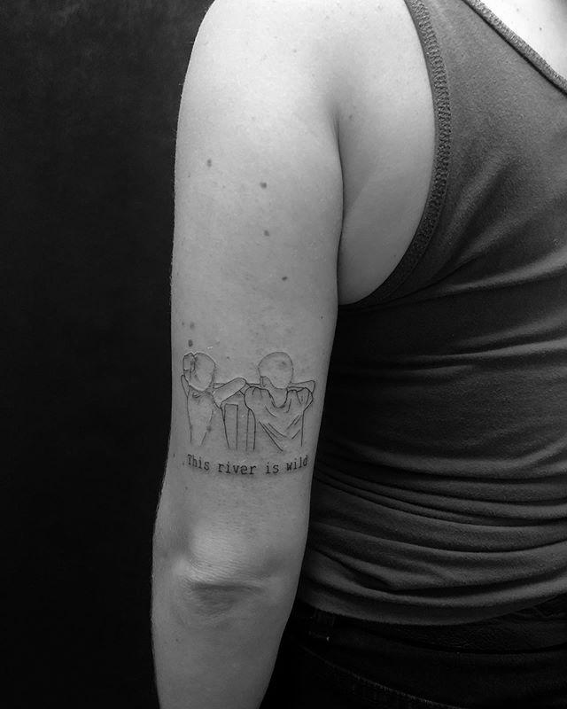 Line portrait . . . . . . . . . @electrumstencilproducts @empireinks @metrixneedles @afterart.nz @peakneedles #art #artist  #creative #tattoostudio #tattooworld #laneways #lanewaystattoo #gallery #nztattoo  #christchurchtattoo #christchurchartist #chchtttoo #inkjecta  #photography #tattooidea #metrixneedles #fineline #tattoosocietymagazine  #electrumstencilprimer  #finelinetattoo #metrixneedles #tattoo_community #supportgoodtattooing #empireinks #tattoosocial #afterart #newzealandtattoo #tattoodo #Tattoofamily