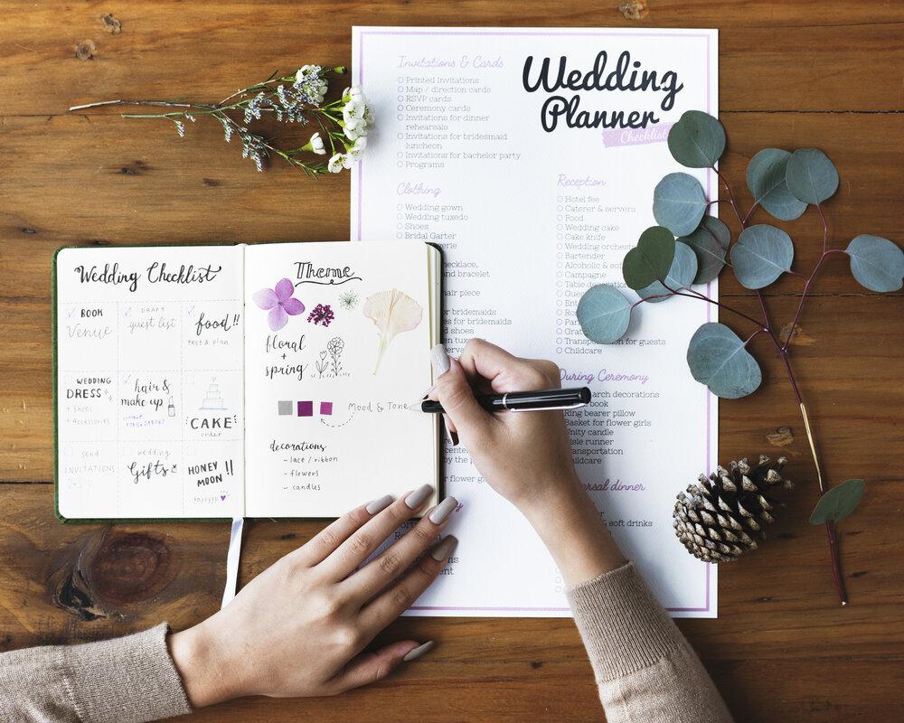 The Perfect Wedding Day Timeline Azul Dream Filmsazul