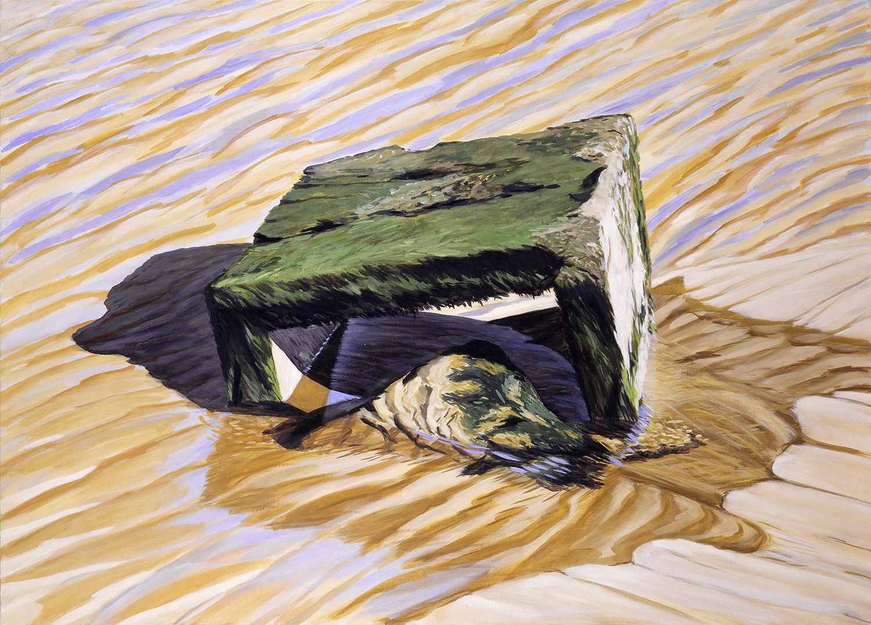 Bâche, mer étalé, 1993