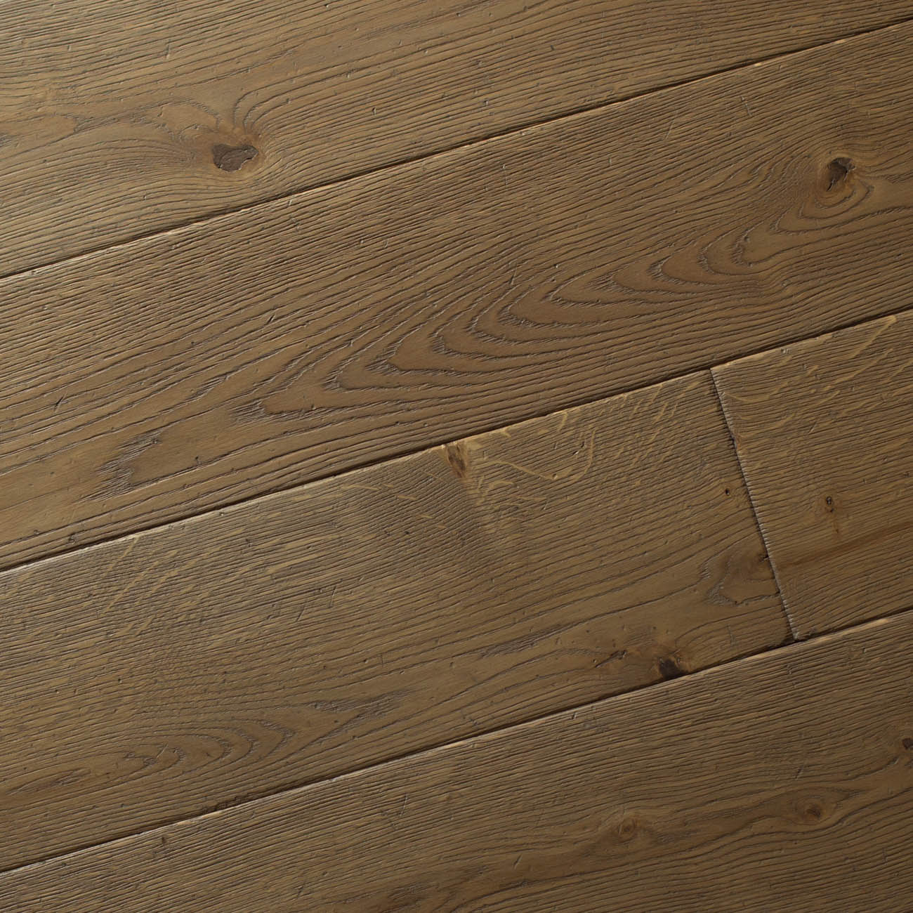 Bespoke engineered oak flooring
