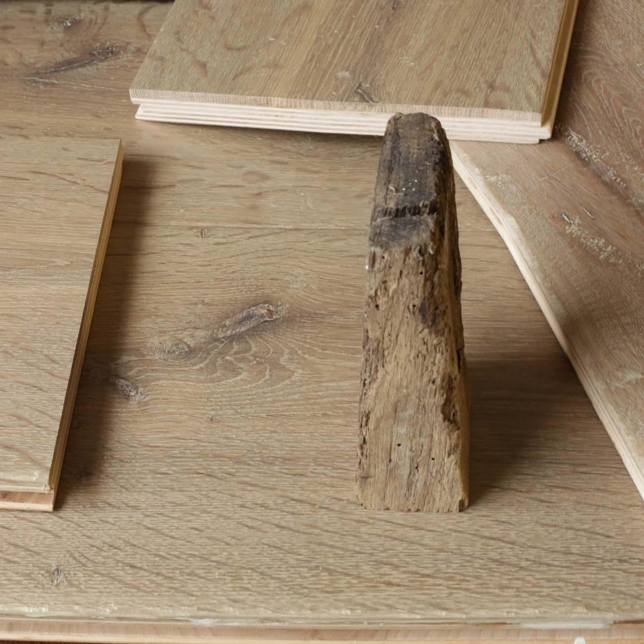 Bespoke wood flooring