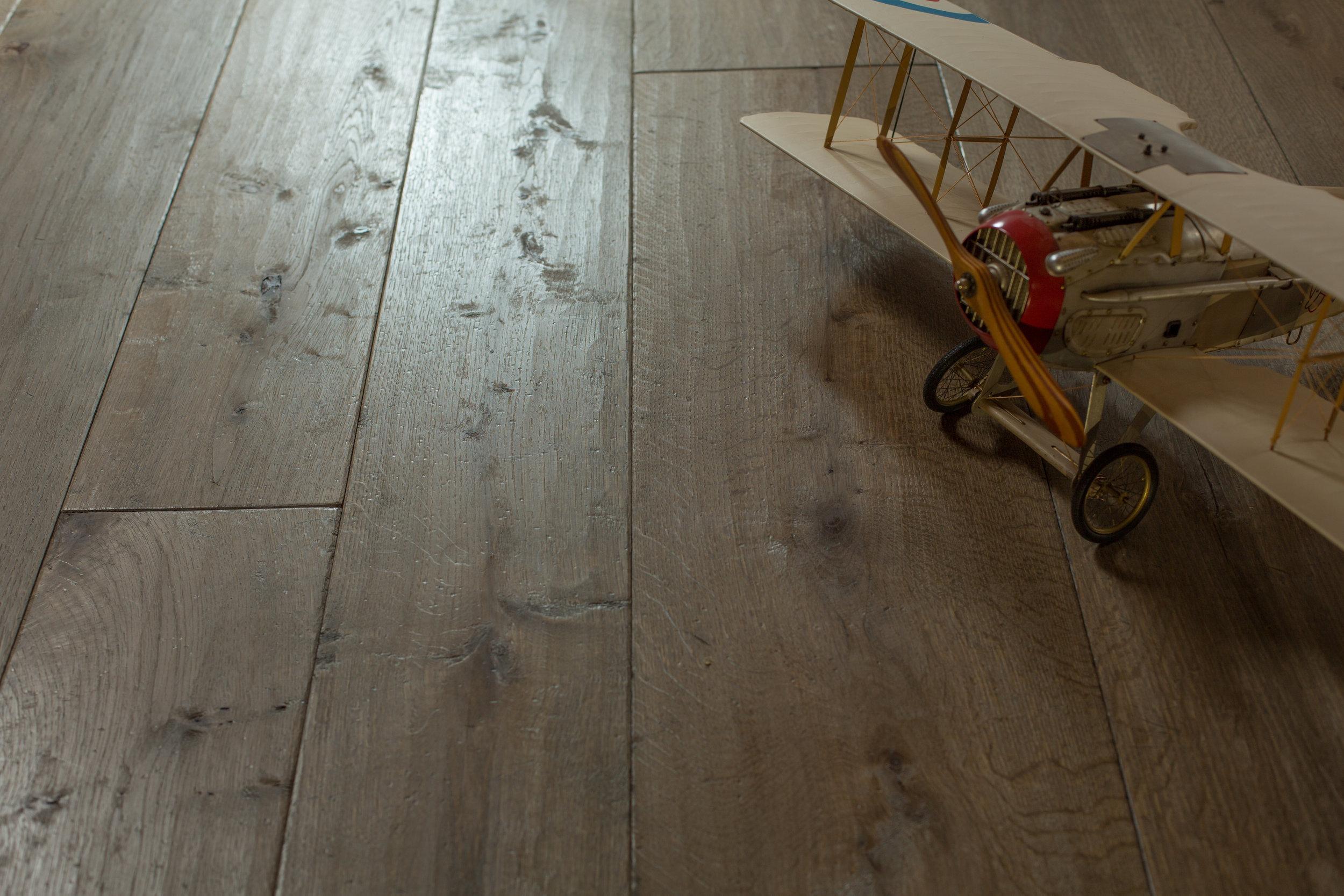 Oak flooring engineered