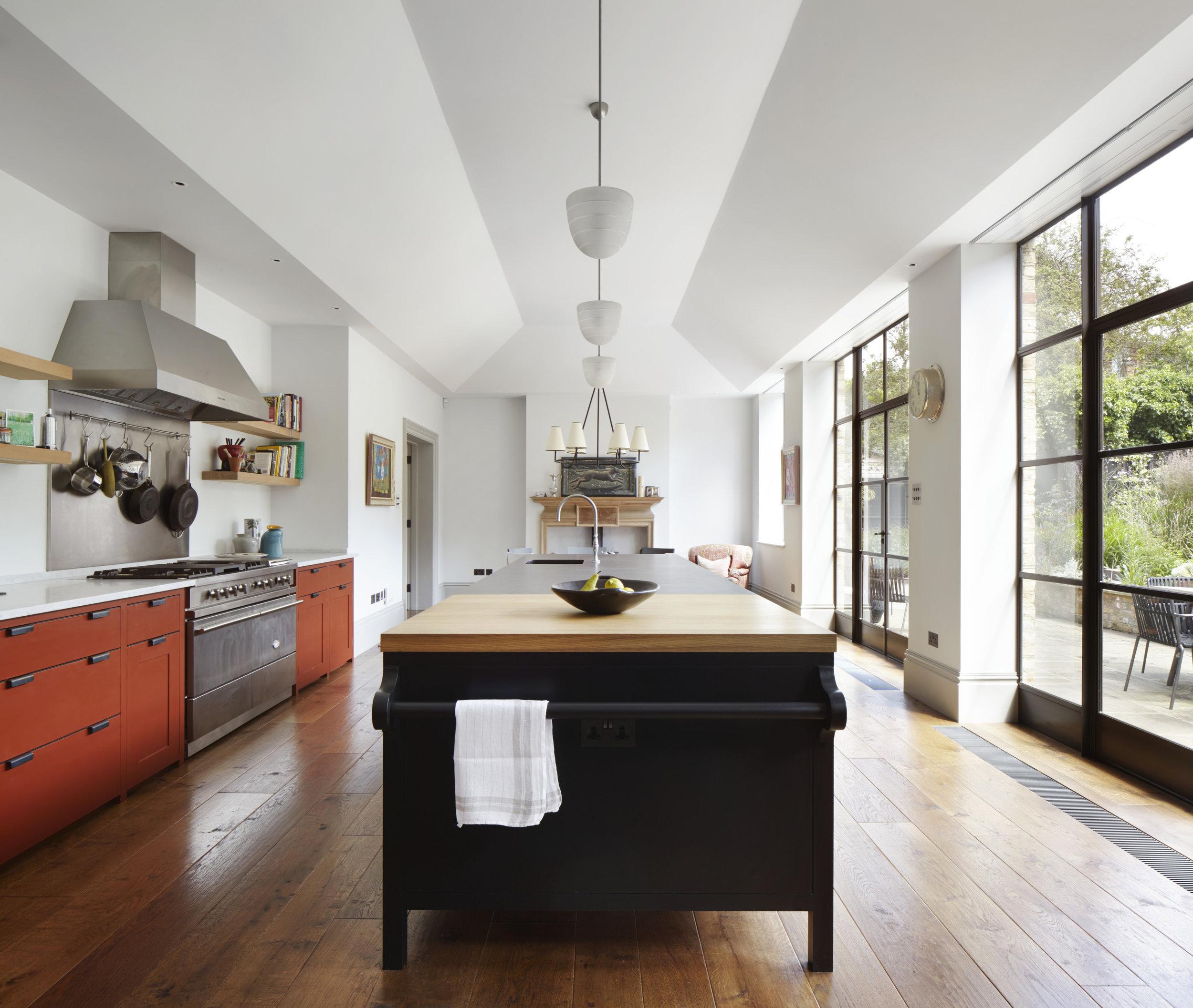 Engineered flooring London