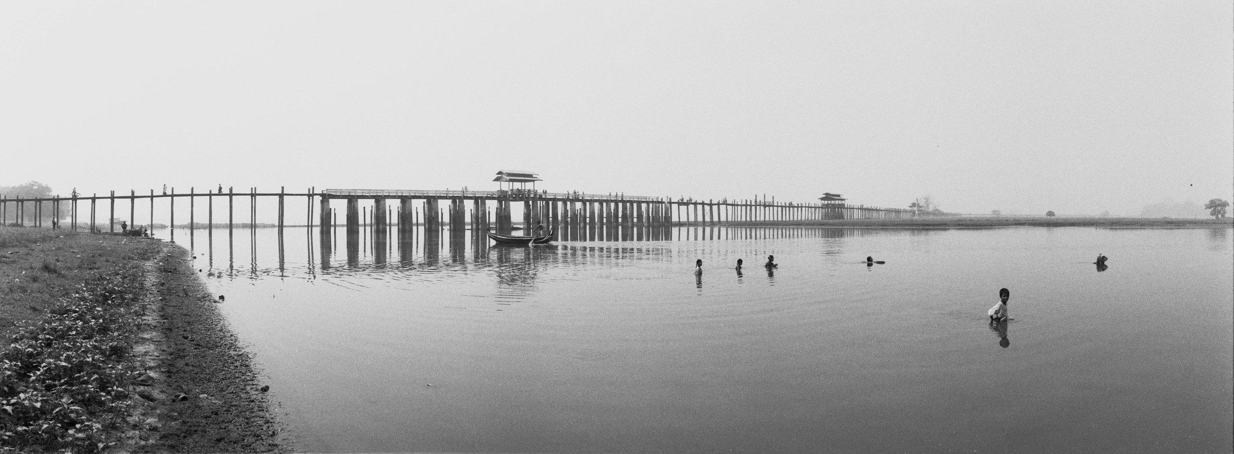 Mandalay, Burma 2003