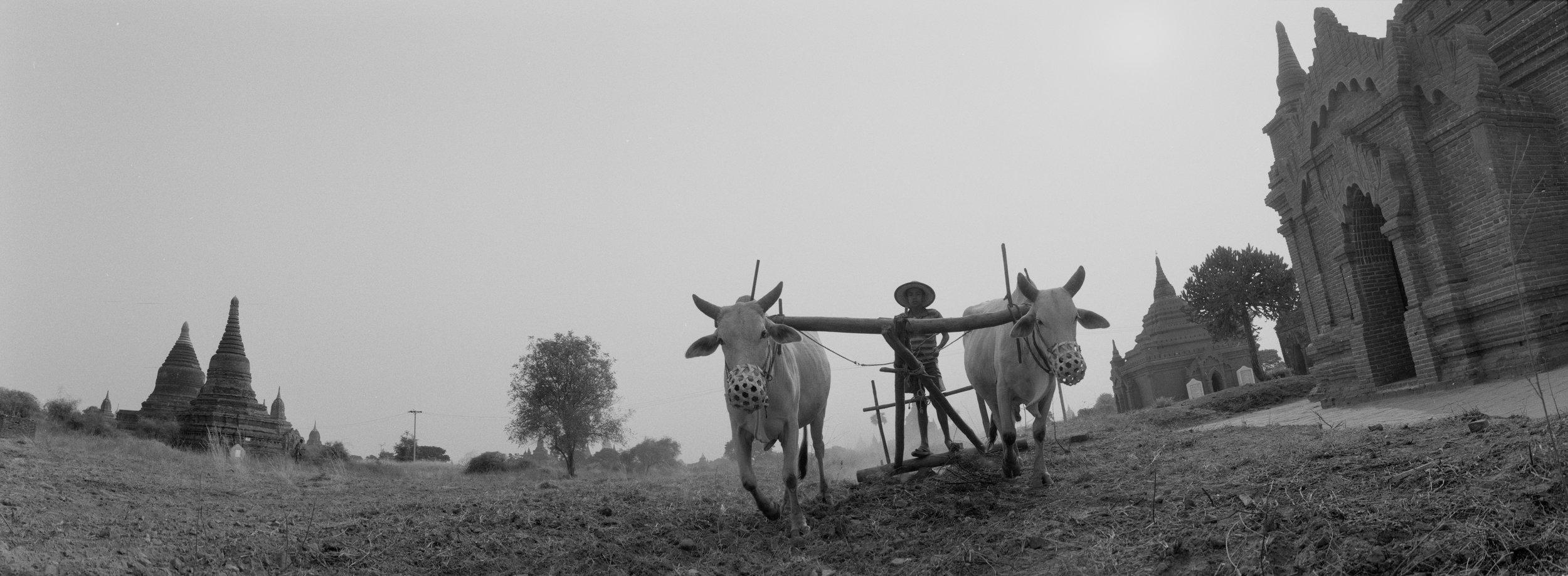 Pagan, Burma 2003