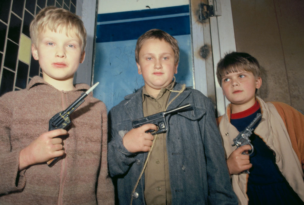 Kiev kids
