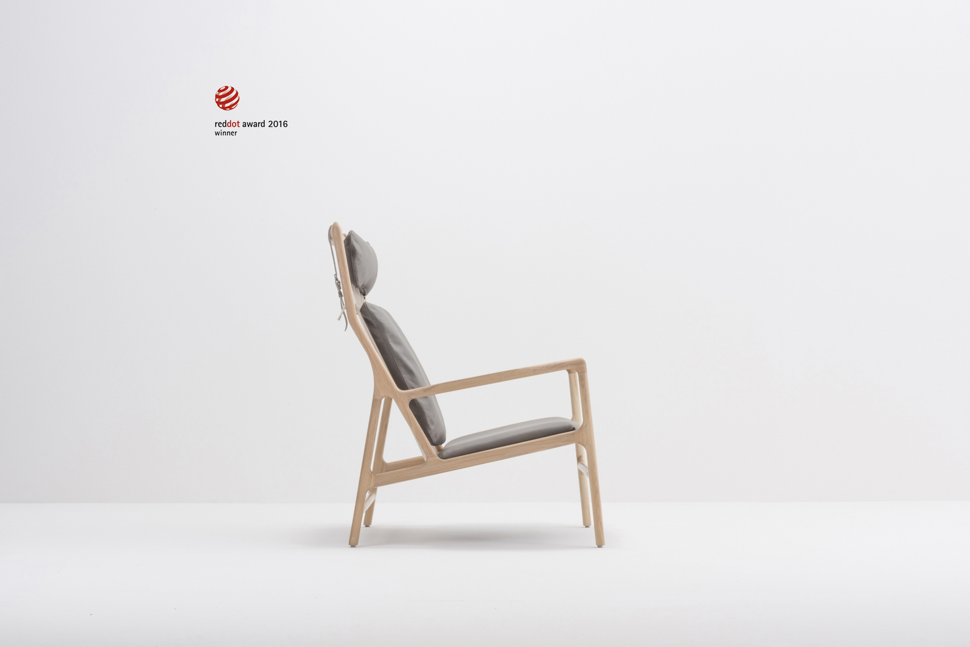 Dedo lounge chair - Red Dot Award 2016