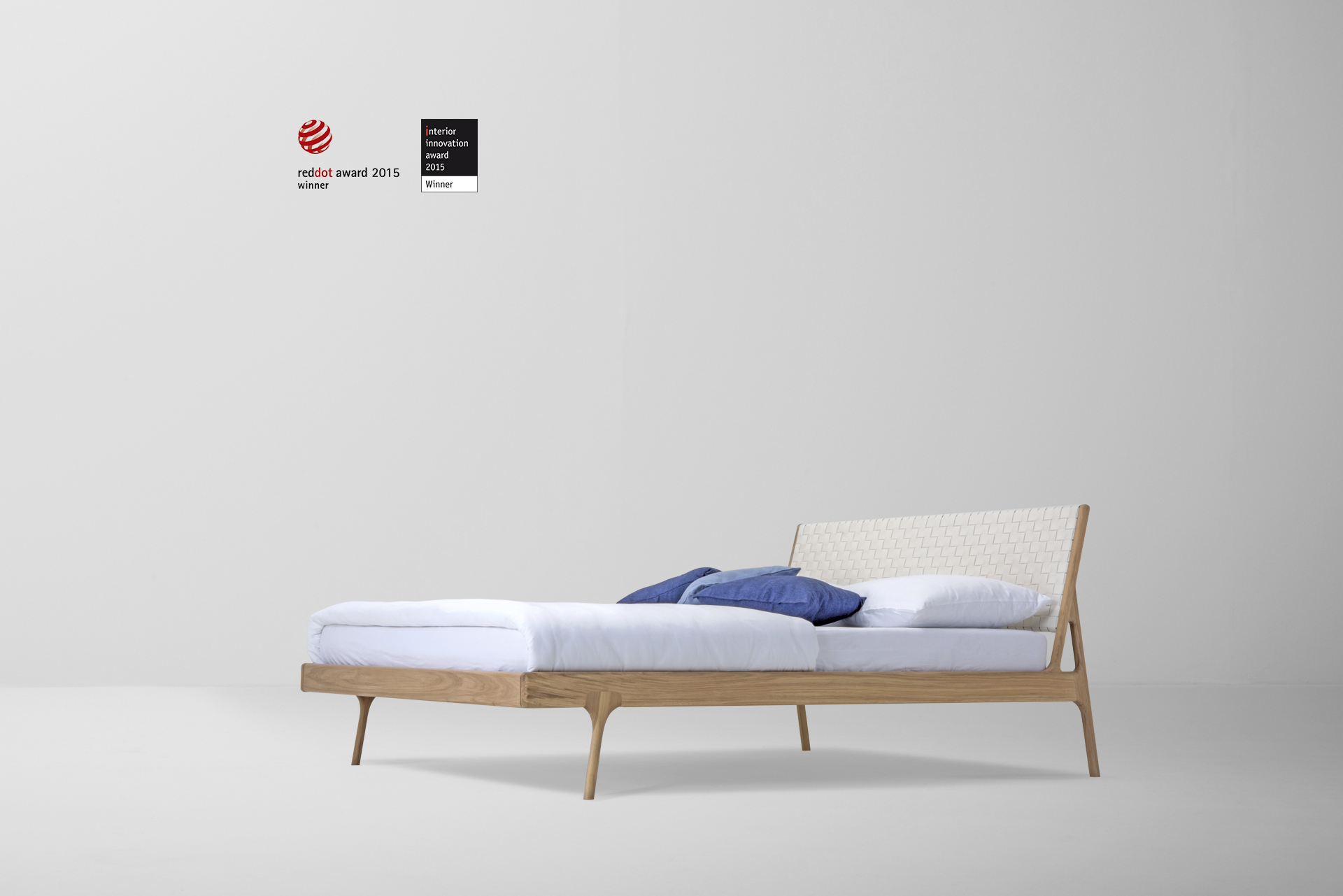 Fawn bed - Red Dot Award 2015 | Interior Innovation Award 2015
