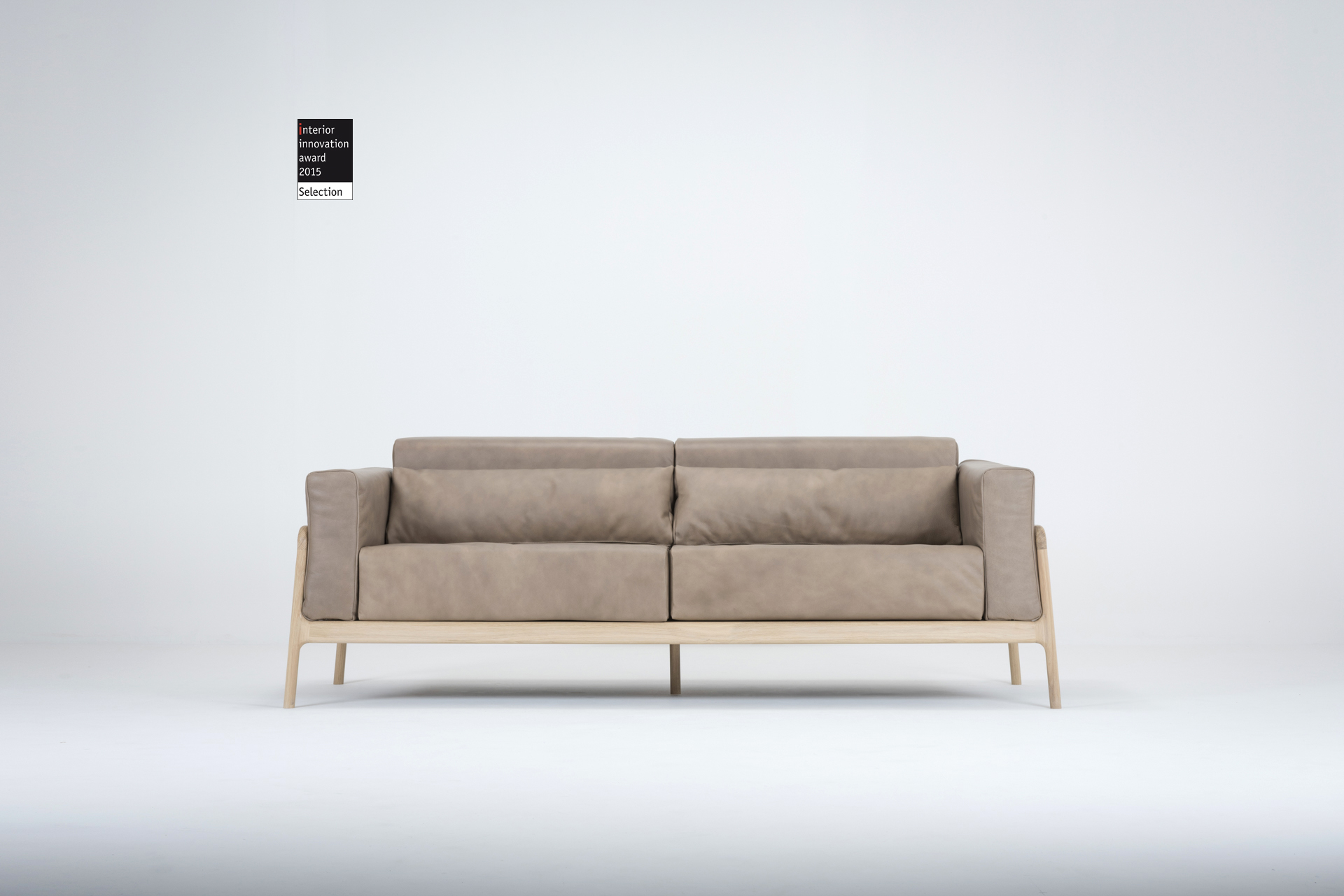Fawn sofa - Interior Innovation Award: Selection 2015